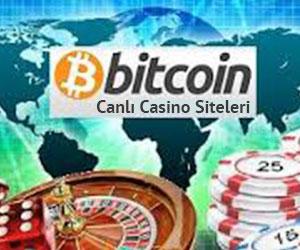 Bitcoin Canlı Casino Siteleri